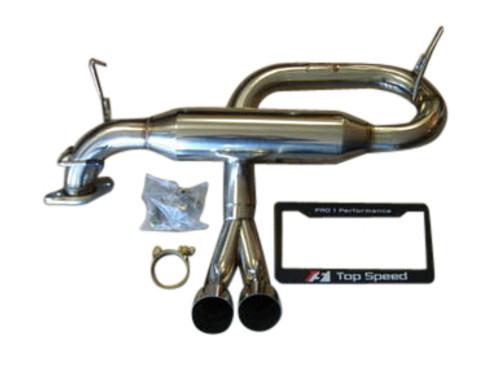 Toyota MR2 Spyder ZZW30 00-05 Track Spec Resonator Exhaust System