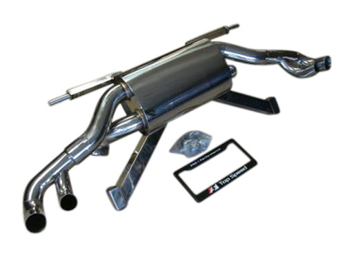 Lamborghini Gallardo LP550-2 LP560-4 LP570-4 Superleggera Performante Squadra 5.2L V10 09-14 T304 Performance Exhaust System