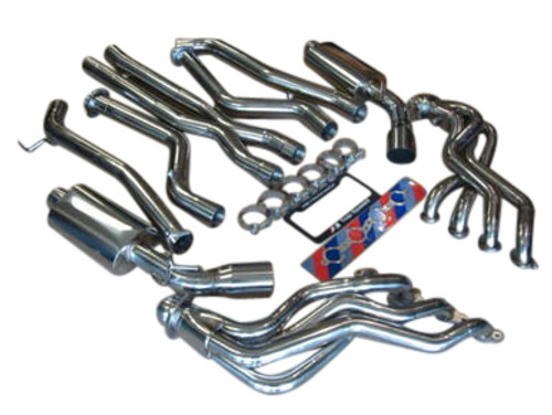 Chevrolet Chevy Camaro SS 6.2L V8 10-14 Performance Headers + Exhaust System