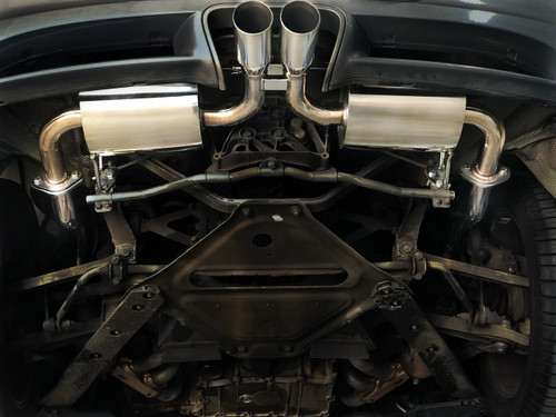 Porsche 987 Boxster & S 05-08 Performance Single Exhaust Systems