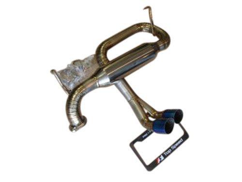Toyota MR2 Spyder ZZW30 00-05 New Track Spec Titanium Resonator Exhaust Systems