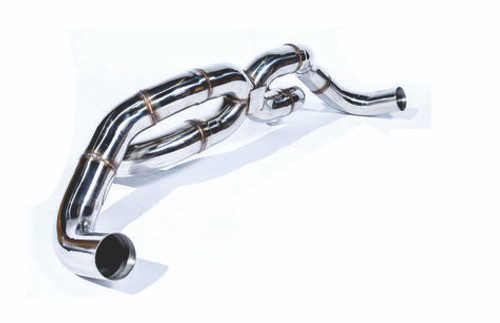 Lamborghini Gallardo Coupe & Spyder 04-08 Race Spec X-Pipe Exhaust System