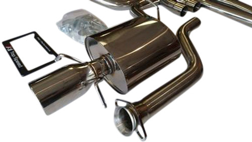 Cadillac CTSV CTS-V 6.2L Sedan 09-14 Performance Catback Exhaust Systems