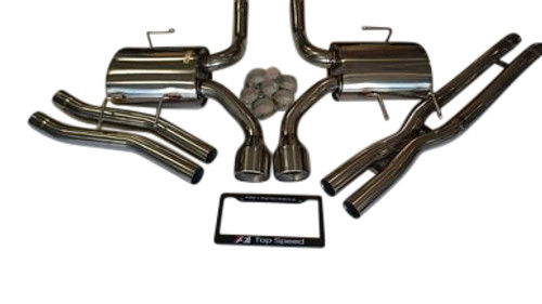 Cadillac CTSV CTS-V 6.2L Coupe 11-15 Performance Catback Exhaust Systems