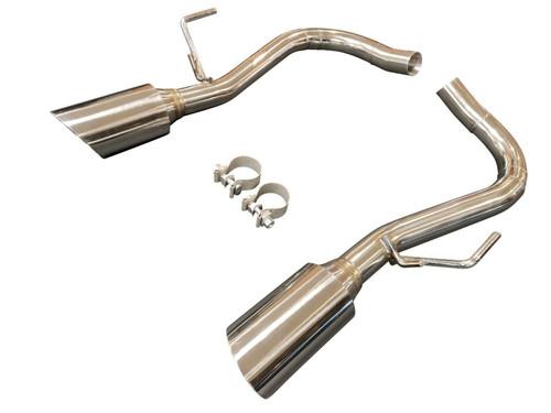 Top Speed Pro1 Nissan Altima Sedan 09-16 Straight Pipe Axle-Back Exhaust