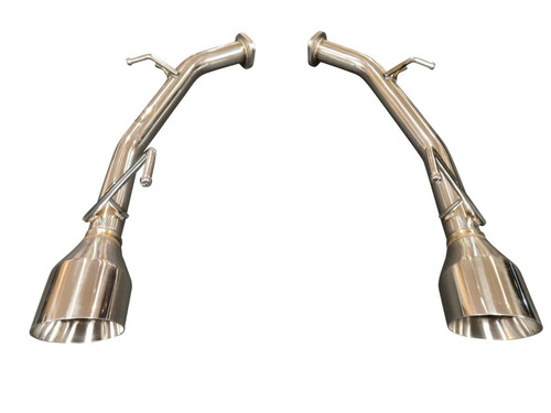 Top Speed Pro1 Infiniti M37 M56 Q70 & Q70 Hybrid 11-18 Axle-Back Exhaust