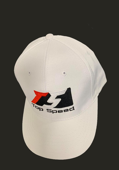 Top Speed Pro1 6 Panel Cap with Logo