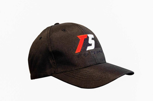 Top Speed Pro1 6 Panel Cap with Logo
