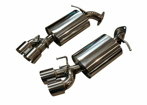Top Speed Pro1 Toyota Camry 2.5L 3.5L 18-21 Axle-Back Exhaust