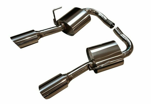 Nissan Altima Sedan 09-16 TOP SPEED PRO-1 Axle-Back Exhaust