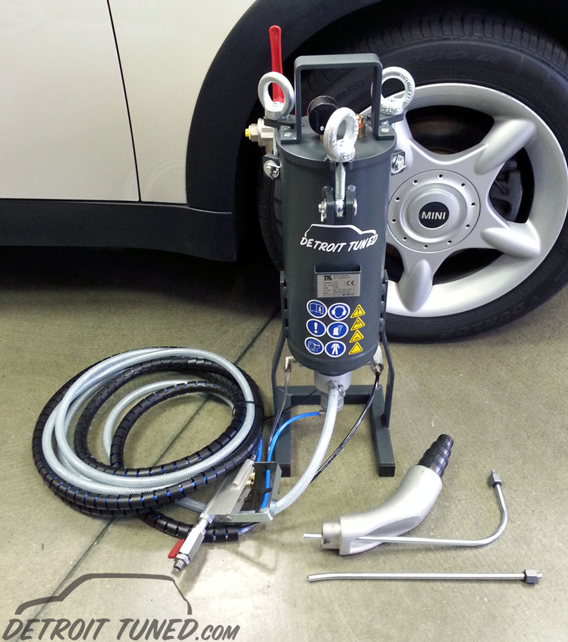 Carbon Blasting Service