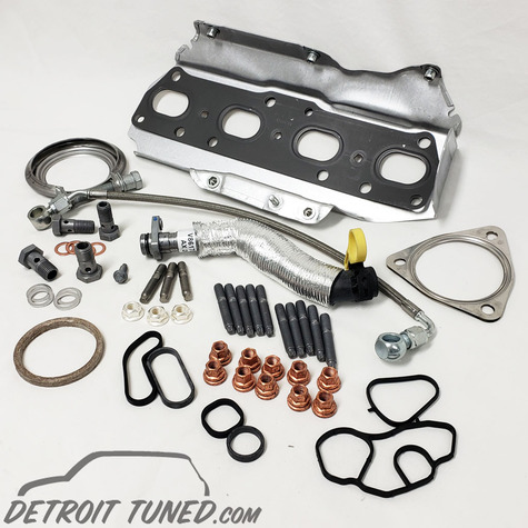 MINI Cooper S Turbo Install Kit