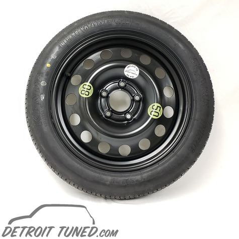R60 Countryman Spare Tire