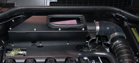 DDMWorks MINI Cooper S Race Intake System G2
