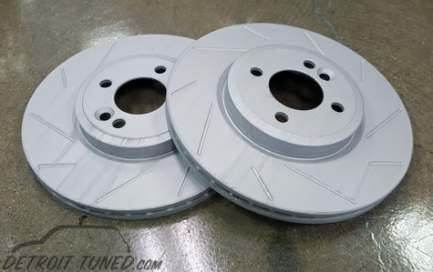 SP Performance Front Rotors Cooper S Gen 2 & Gen 1 JCW