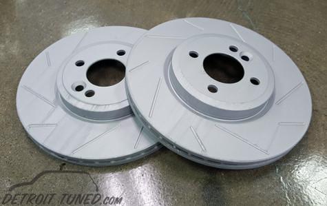 SP Performance Front Rotors Cooper S Gen 2 & Gen 1 JCW