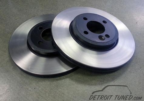 MINI Cooper Front Rotors