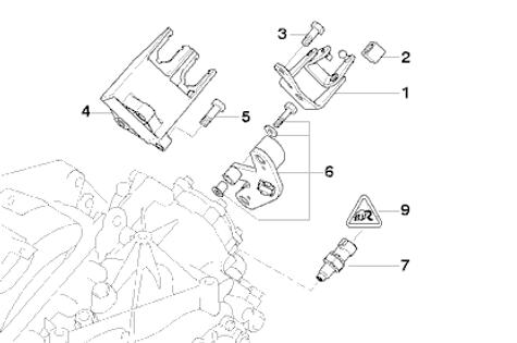 MINI Cooper S Transmission Shift Weight