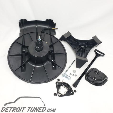 MINI Cooper Spare Tire Carrier