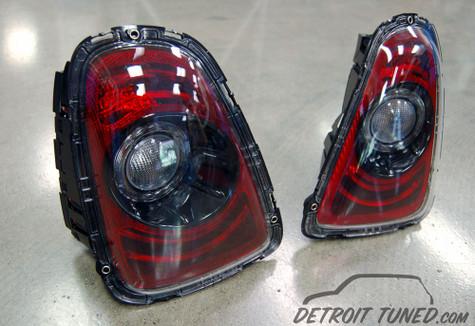 MINI Cooper Black Tail Lights