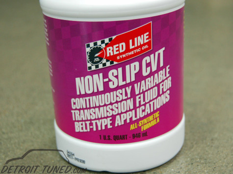 Red Line Non-Slip CVT Fluid