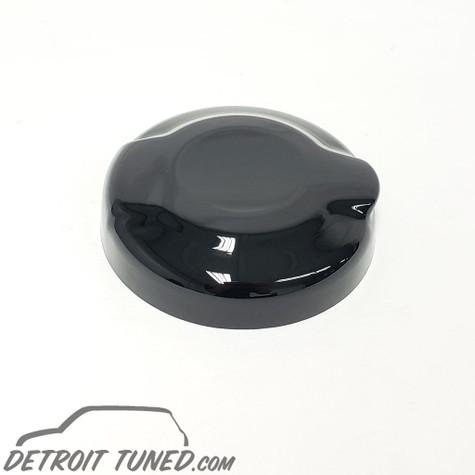 MINI Cooper S F56 Black Gas Cover