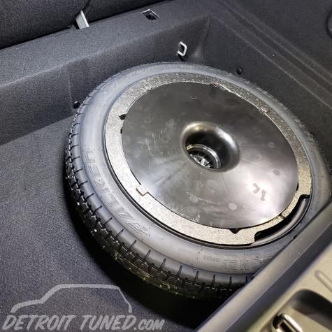 Mini Cooper Spare Tire >> Mini Cooper F54 Clubman Spare Tire Kit 5 Lug