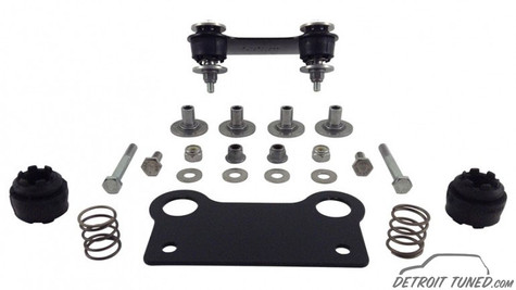 Air Lift Performance Compressor Isolator Kit