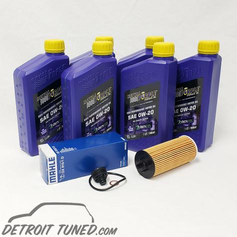 Oil Change Kit - Gen 3 0w-20