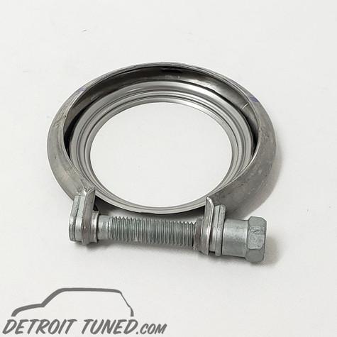 Mini authentique Turbo chargeur pour collecteur d/échappement Clamp 18302756352