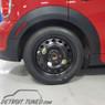 MINI Cooper R60 Spare Tire