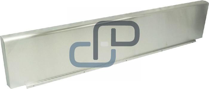 """AERB48D9 - Accy, Back Splash, 48"""" W x 9"""" H"""
