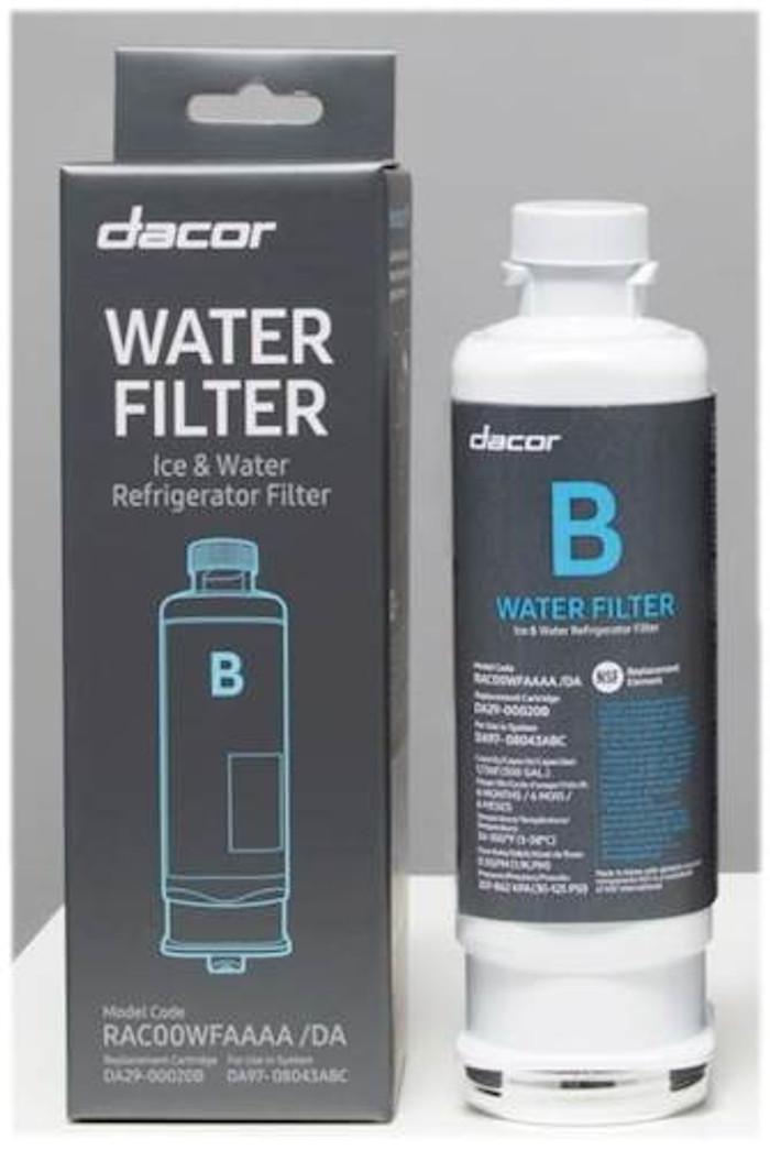 RAC00WFAAAA - Water Filter
