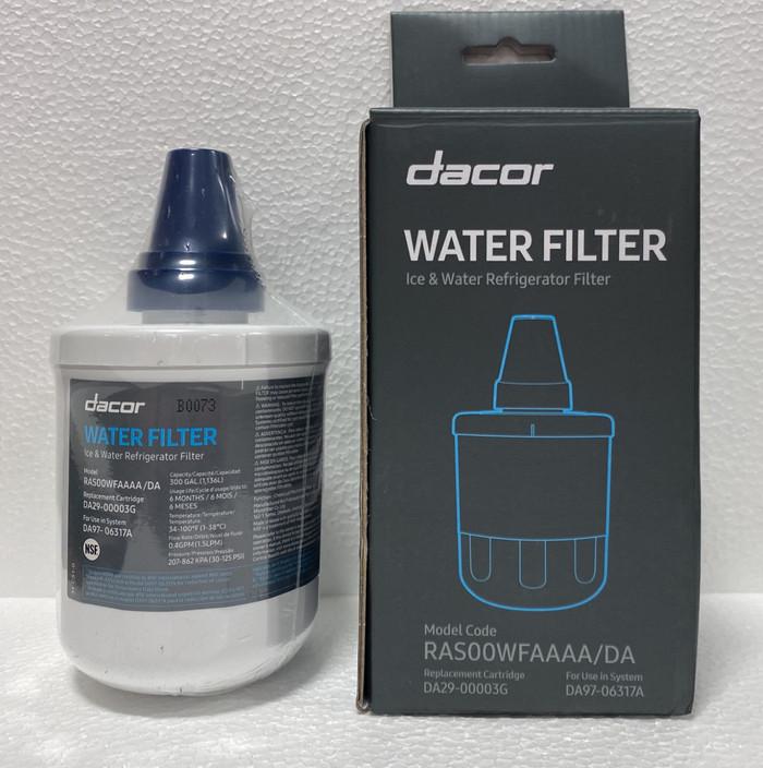 RAS00WFAAAA/DA - Water, Filter