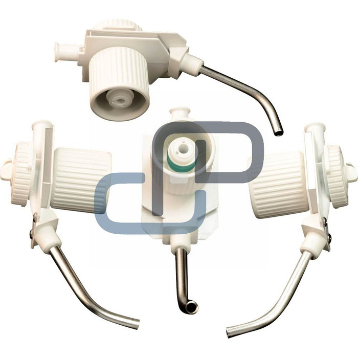 AWSCPG - CleanPour Dispensing Heads - Green