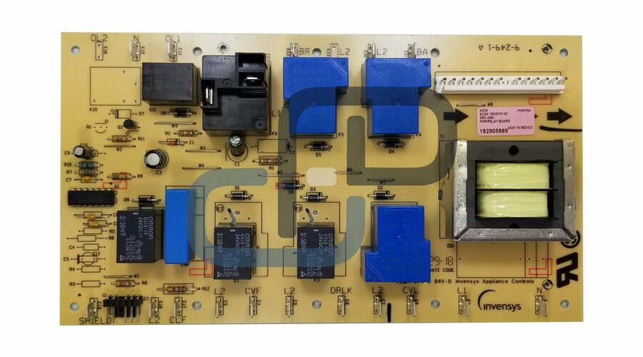 92028 - Relay PCB, 105C