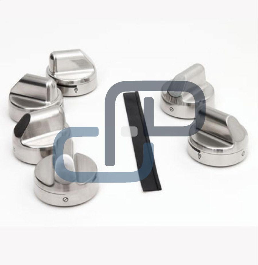 AKMDT6 - Accy Kit, Knobs, Metal