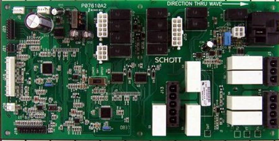Dacor 101559 - Relay Board