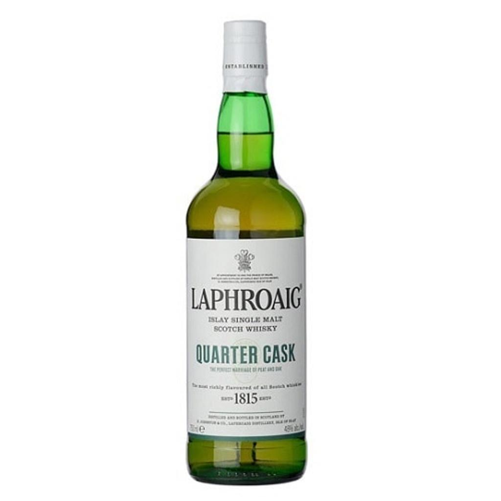 Laphroaig Quarter Cask Single Malt Scotch Whisky Islay