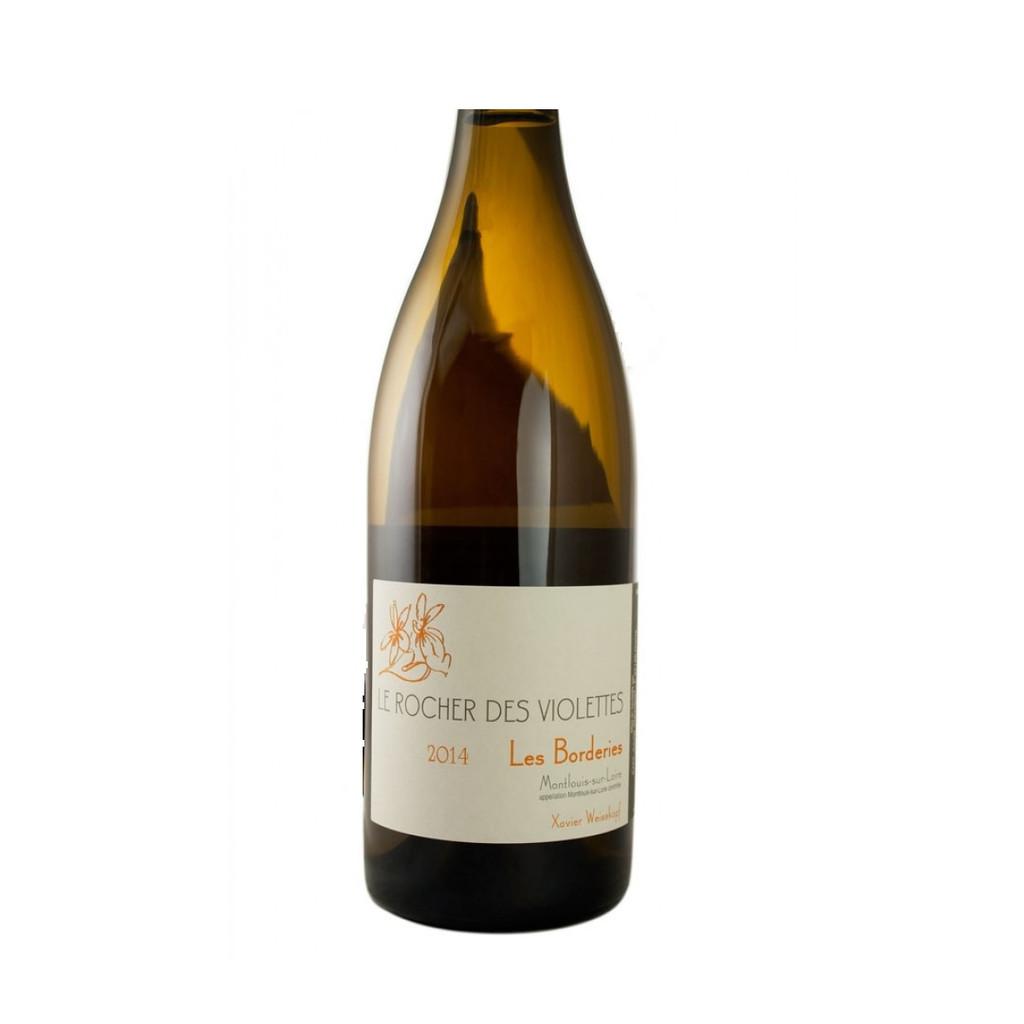 2014 Le Rocher des Violettes Montlouis-Sur-Loire Les Borderies Demi-Sec