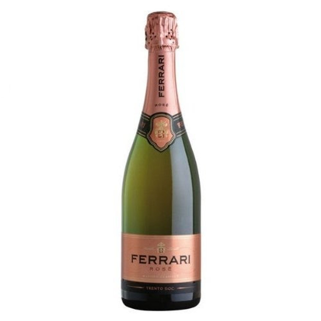 Ferrari Brut Rose 375ml (half bottle)