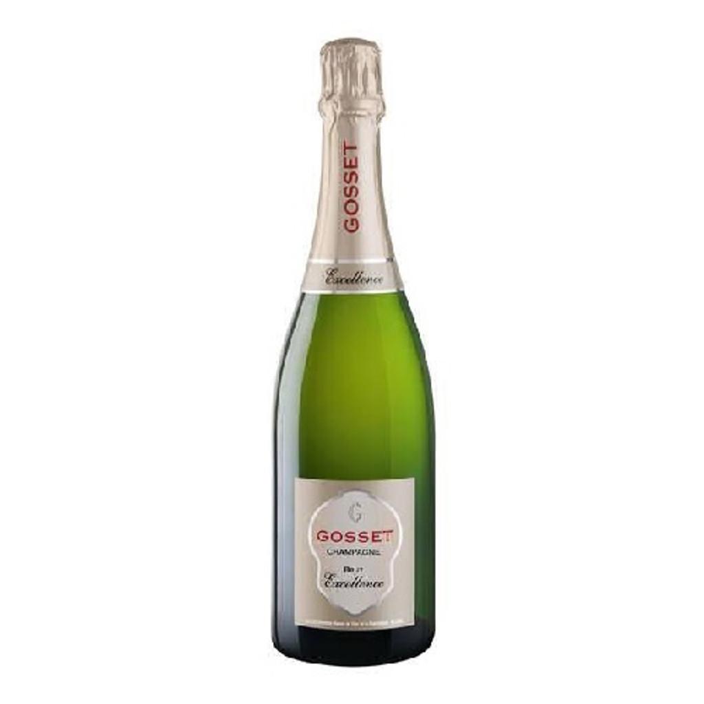 NV Champagne Gosset Brut Excellence Champagne