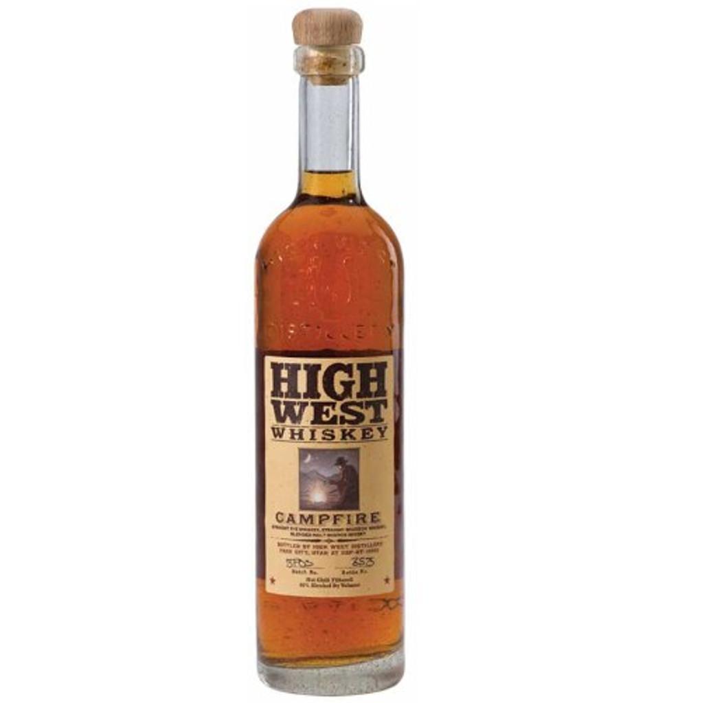 High West Distillery Campfire Whiskey