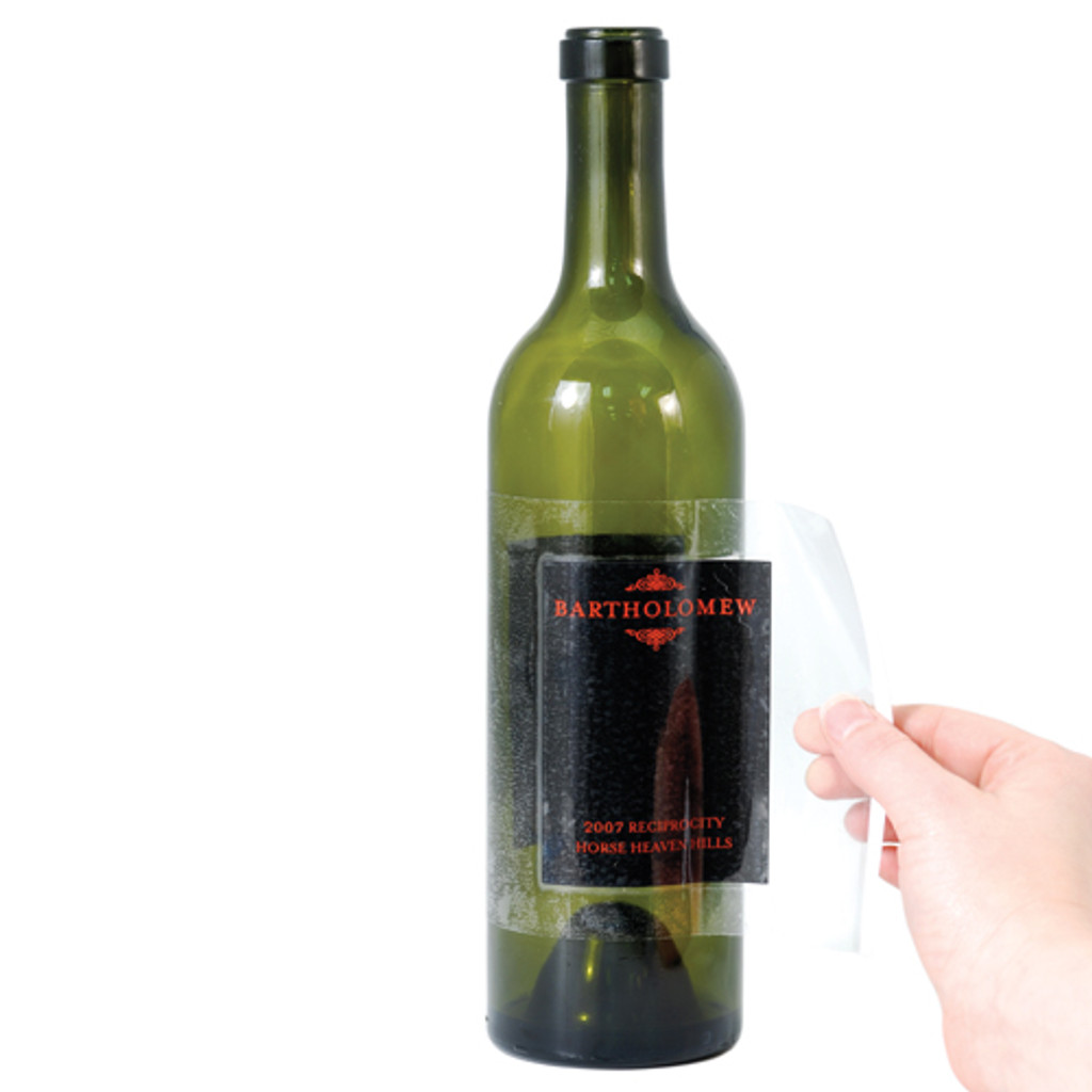Memento Wine Label Removers by True