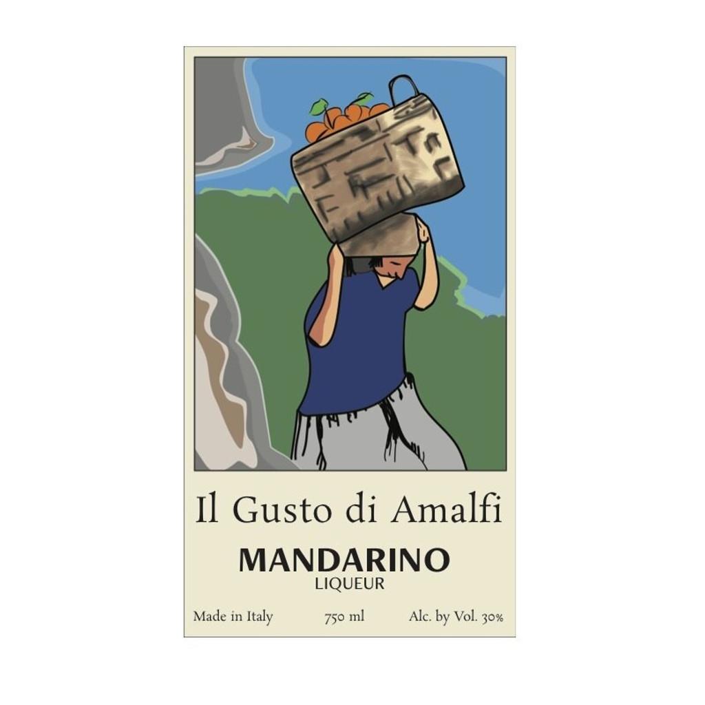 Il Gusto di Amalfi Mandarino Liqueur