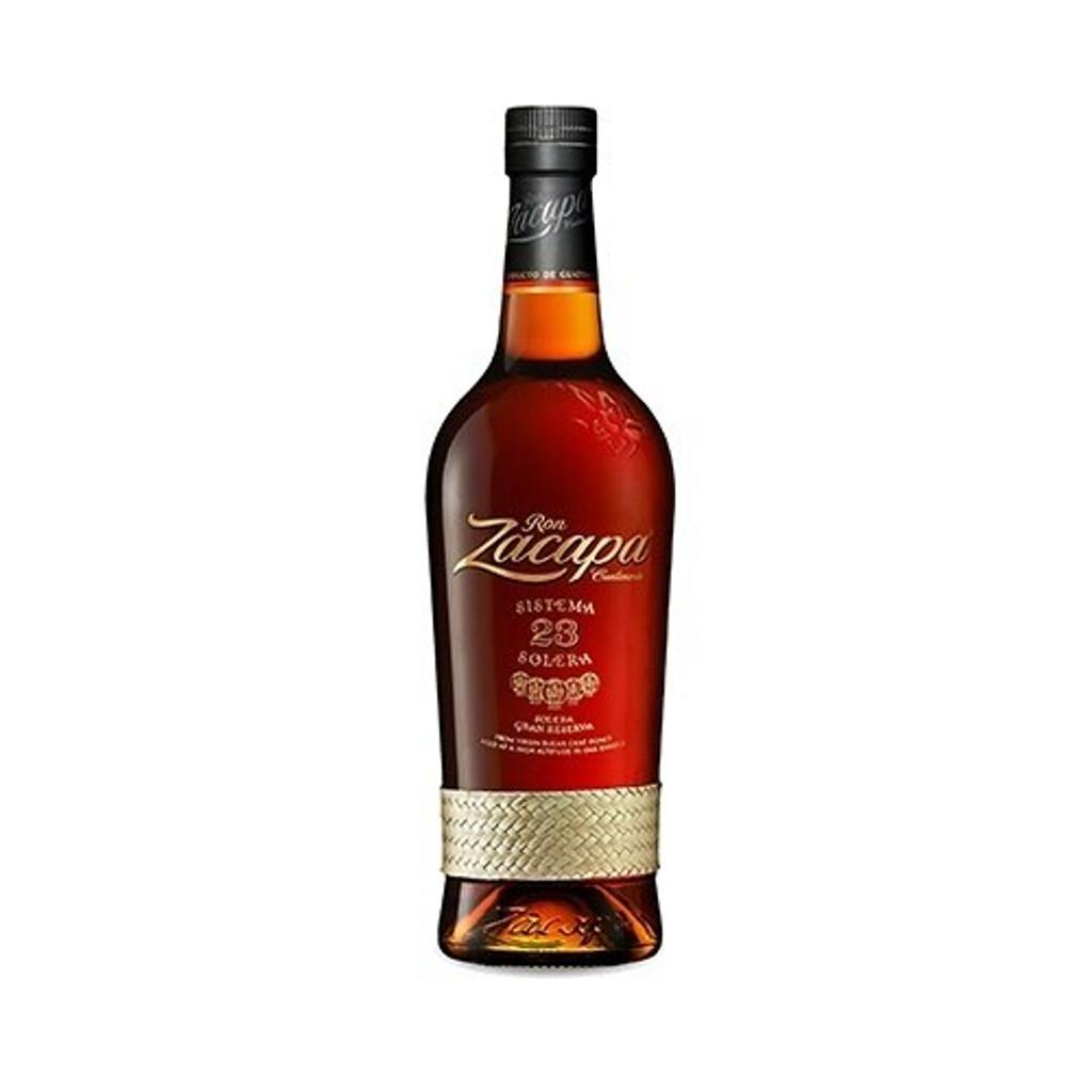 Ron Zacapa Centenario 23 Year Solera Gran Reserva Rum