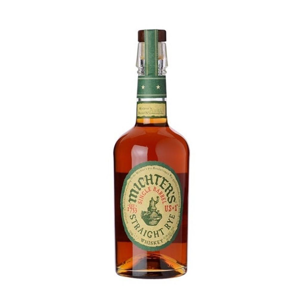 Michter's Single Barrel US*1 Straight Rye Whisky
