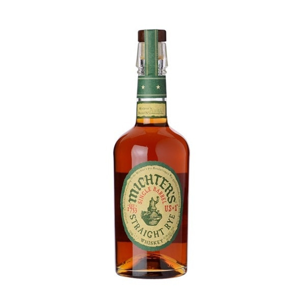 Michter's Single Barrel US*1 Straight Rye Whisky