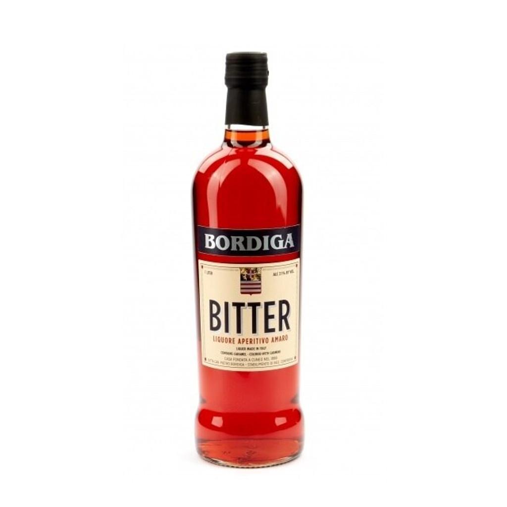 Bordiga Bitter Rosso 1 Liter