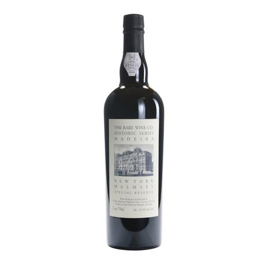 The Rare Wine Co Madeira New York Malmsey Special Reserve